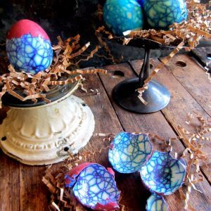 Origins of Decorated Easter Eggs