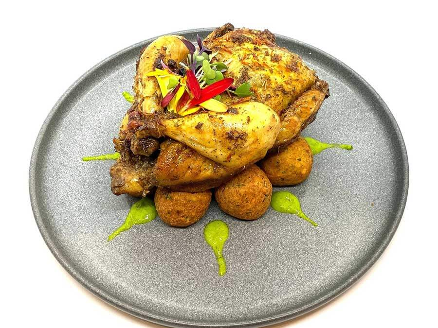 Chef Jhonathan, Peruvian Cornish Hen