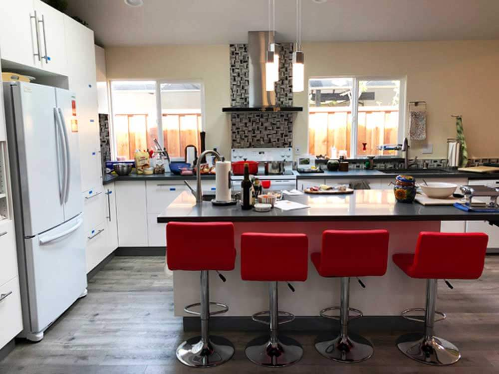 Chef Joni Sare's Kitchen for Cooking Instruction