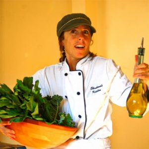 Chef Shoshana Klein