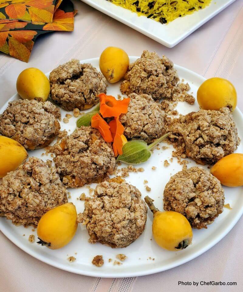 Fall Holiday Recipe Ideas - Dutch Apple Pie Cookies
