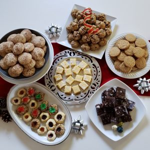 How to Ship Cookies & Have a Virtual Cookie Swap During a Pandemic